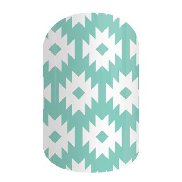 Jamberry Other - 3/$10✨Mint Exclusive Jamberry Nail Wrap Manicure